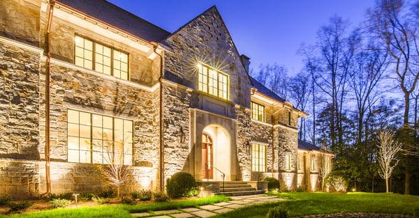 Landscape Lighting Can Affect Regular Lawn Care