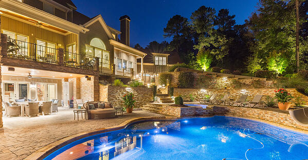 This Summer Is The Time To Install Landscape Lighting