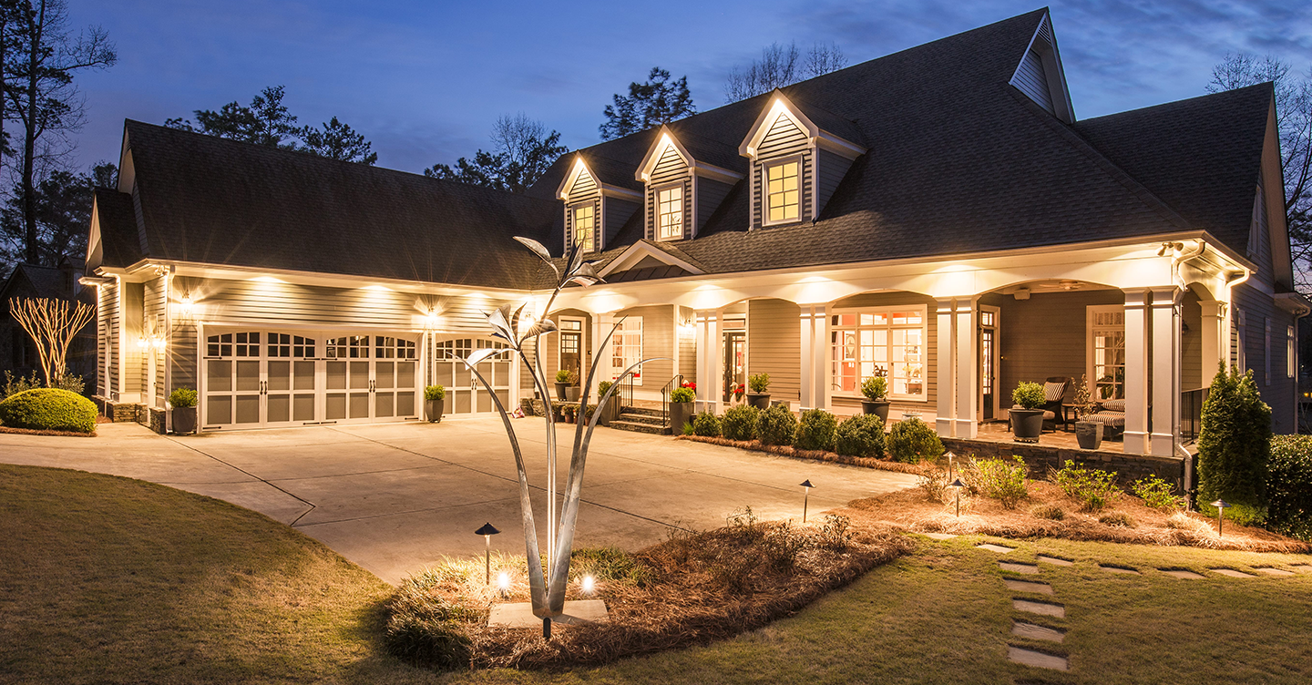 Maintain Your Landscape Lighting This Winter