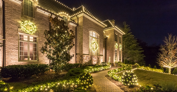 Check Out These Winter Lighting Trends